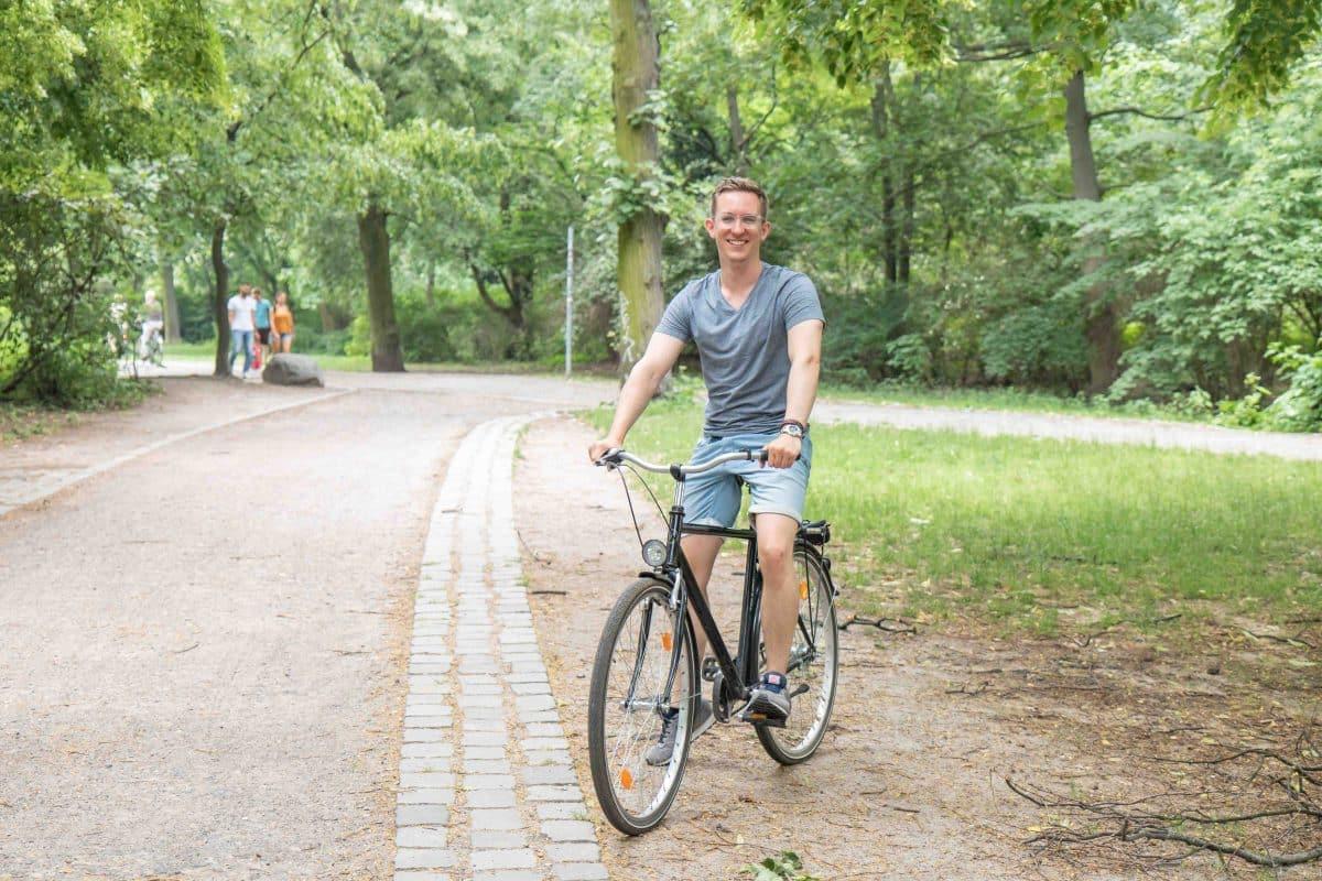 Berlin Insider Tipps von Locals - Hannes stellt die coolsten Ecken von Friedenau auf PASSENGER X vor