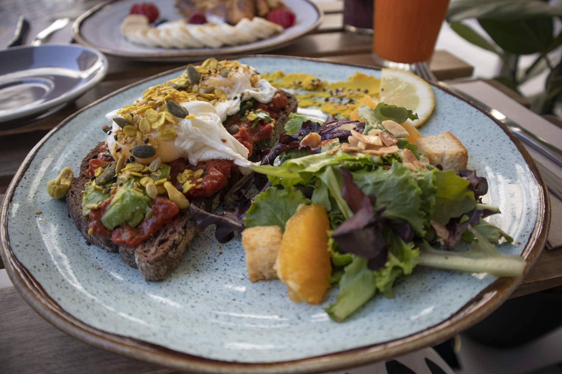 gesundes Frühstück Nicolau Porto
