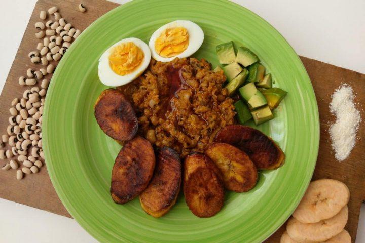 Reiserezept: Gari & Bohnen – ein traditionelles ghanaisches Rezept