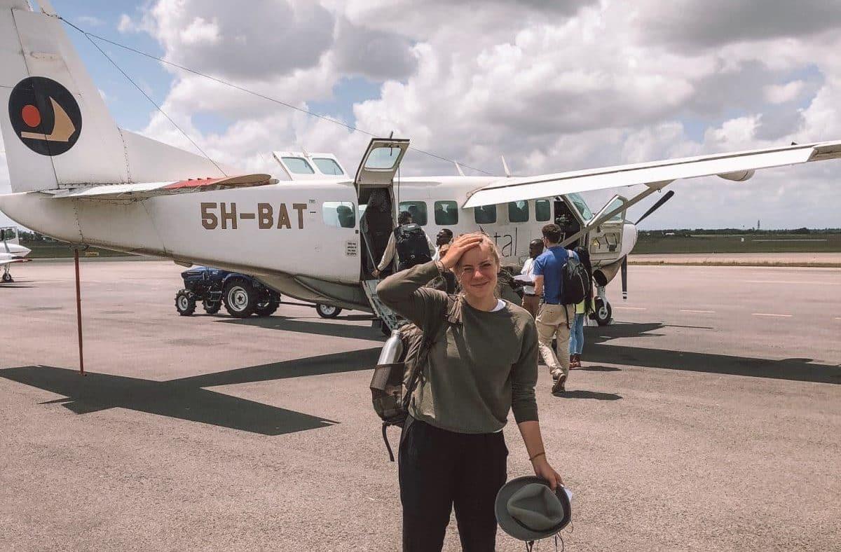 Odyssee auf Sansibar - wenn die Flüge nicht hinhauen