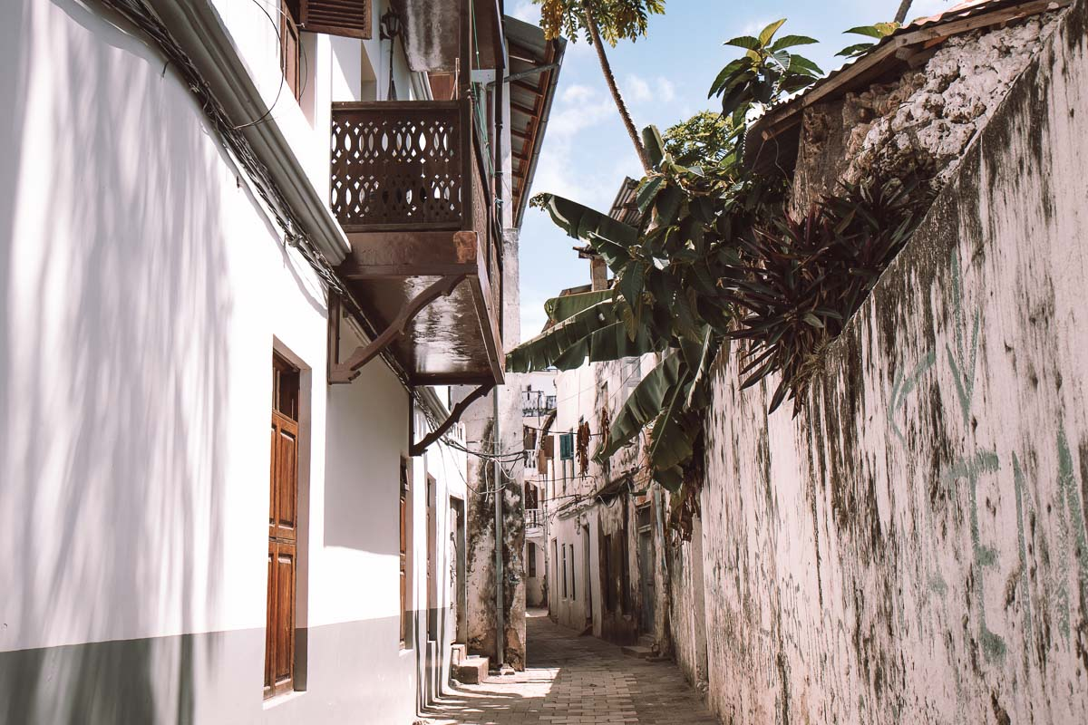 Stone Town - die besten Sansibar Tipps von Reisebloggerin PASSENGER X