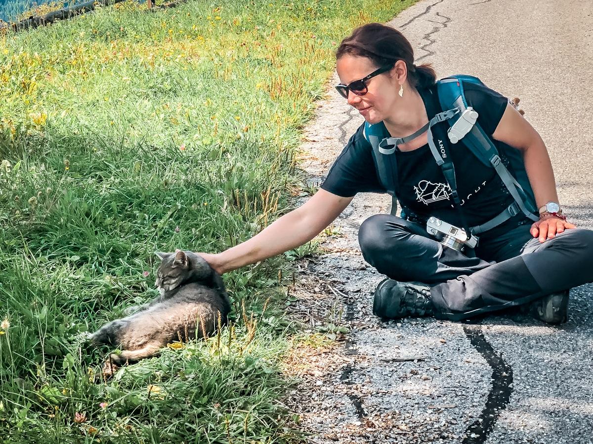 Sabbatical Interview: Sabrina vom Blog Couchflucht erzählt von ihrem Wandersabbatical auf dem Alpe-Adria-Trail