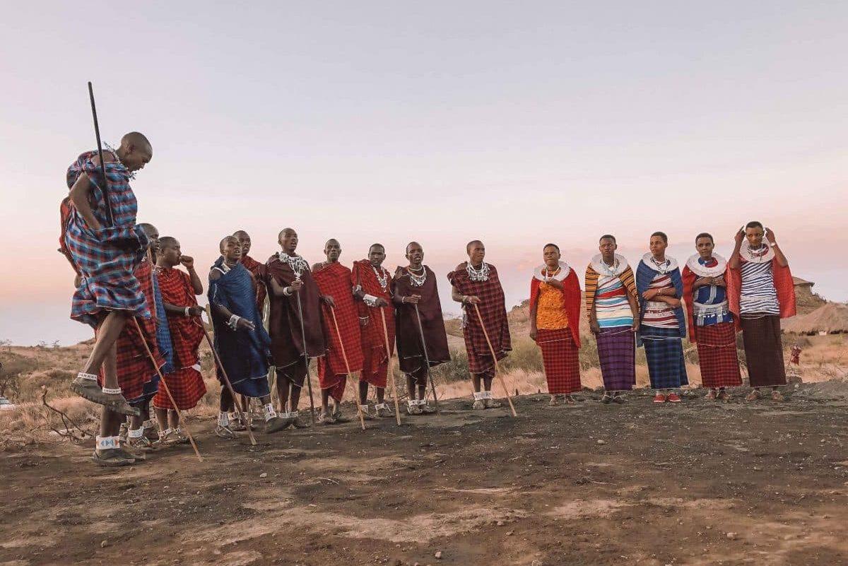 Tansania Nationalparks - Tansania Safari Tipps von PASSENGER X - Amini Massaai Lodge