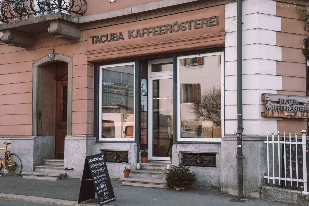 Einer von 9 Luzern Tipps auf PASSENGER X: bei der Kaffeerösterei Tacuba gibt es den besten Specialty Coffee Luzerns