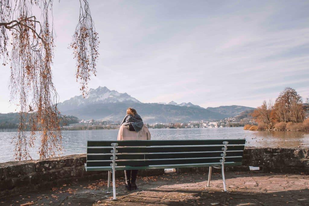 Spazierganng zum Schloss Meggenhorn - Einer von 9 Luzern Reise Tipps auf PASSENGER X: