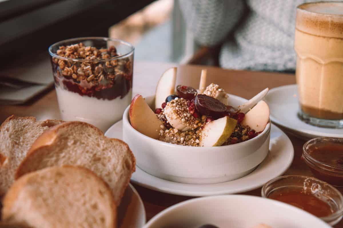 Frühstück im MIll Feuille - Luzern Kurztrip Tipp von PASSENGER X