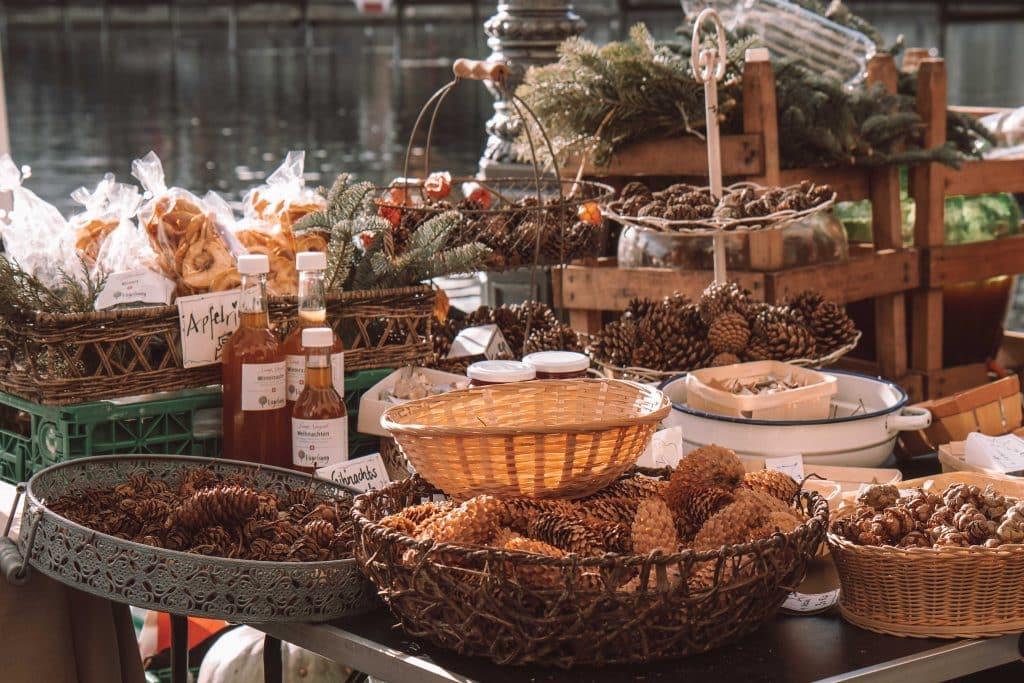 Wochenmarkt- Luzern Kurztrip Tipp von PASSENGER X