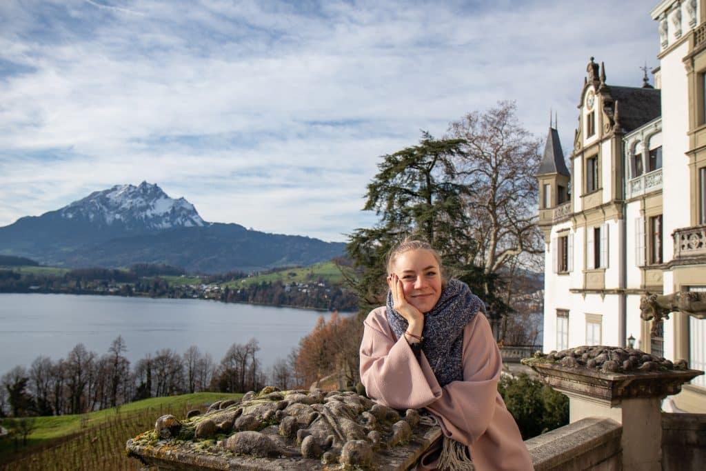 Schloss Meggenhorn - Einer von 9 Luzern Reise Tipps auf PASSENGER X: