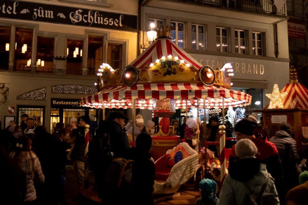 WEihnachtsmarkt - Rudolf Weihachtsmarkt - Einer von 9 Luzern Reise Tipps auf PASSENGER X: