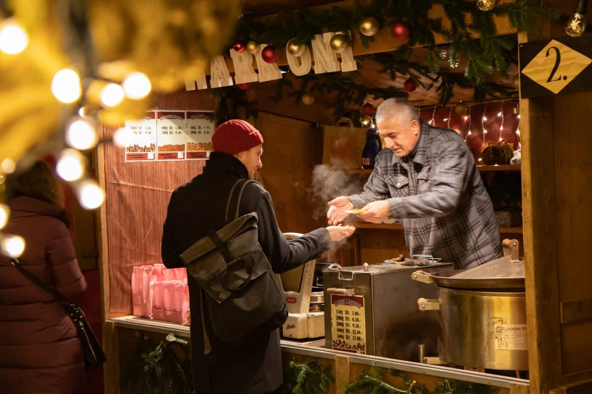 Rudolf Weihachtsmarkt - Einer von 9 Luzern Reise Tipps auf PASSENGER X: