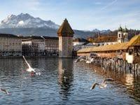 Kapellbrücke - Einer von 9 Luzern Reise Tipps auf PASSENGER X: