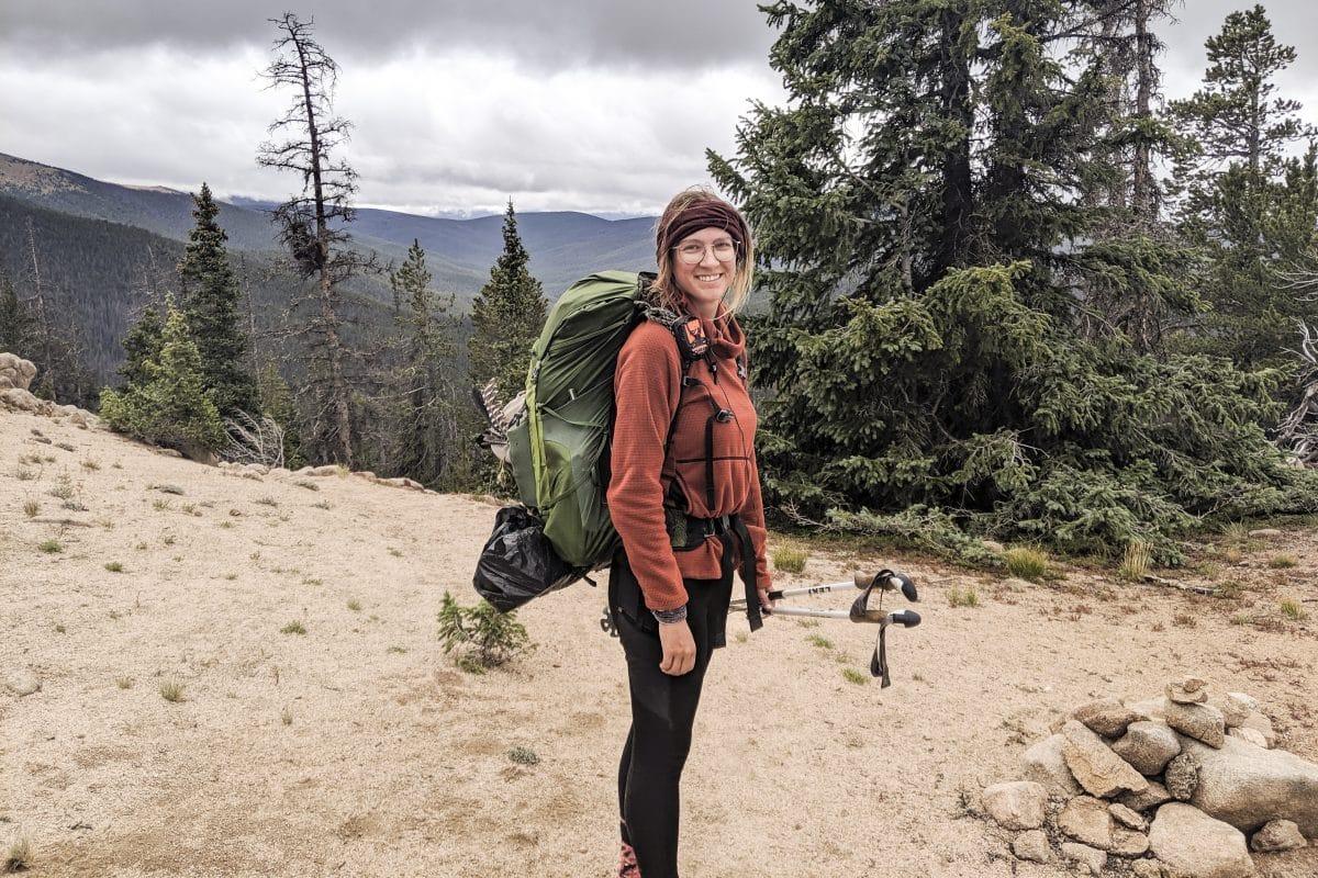 Fernwanderweg wandern während des Sabbatjahr - Lena Matusch erzählt im PASSENGER X Interview, wie der CDT ist