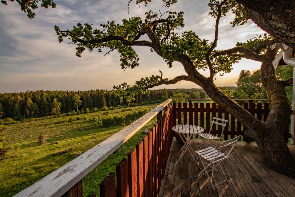 Schweden Road Trip Route für 2-3 Wochen inkl. Übernachtung im Baumhaus von Islanna