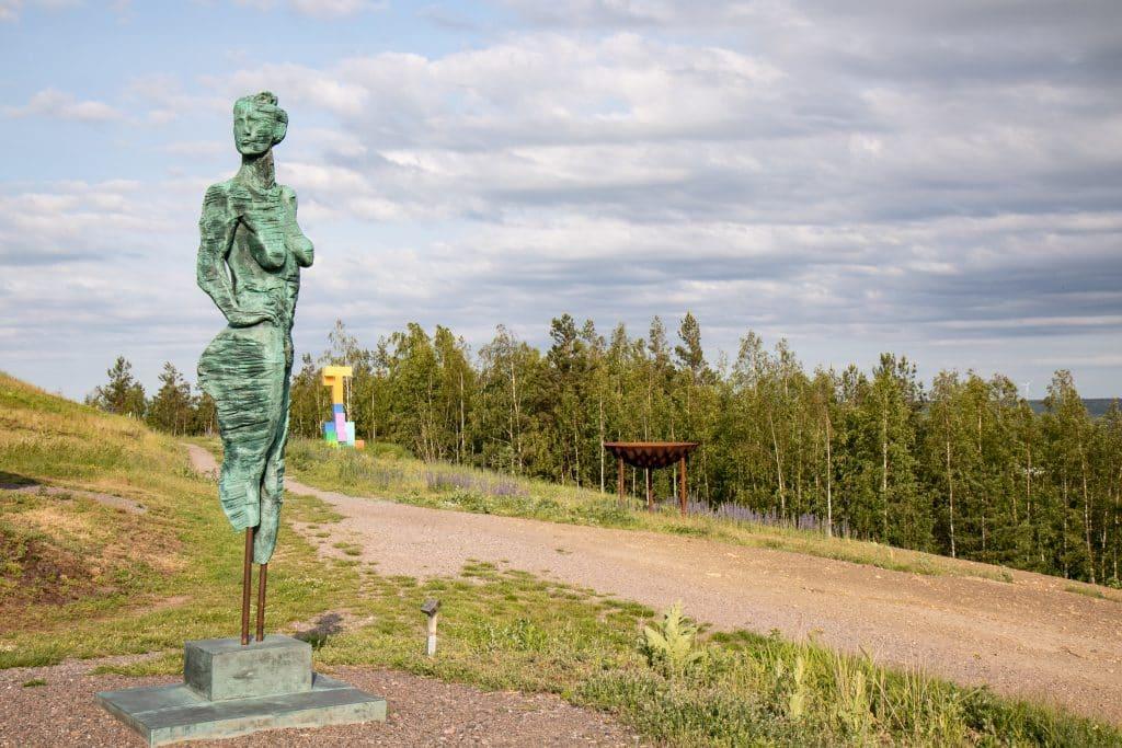 Schweden mit dem Auto - die Highlights des Südens inkl. der Kunstausstellung bei Kumla