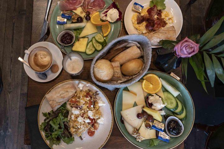 Das Café au Lait – eine sichere Frühstücksadresse in Berlin Charlottenburg-Wilmersdorf
