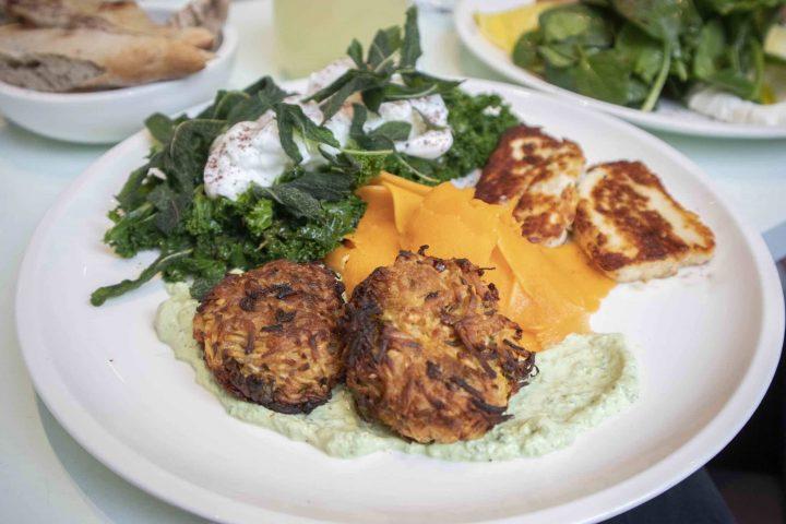Persisch essen? YES! Das Rocket + Basil in Schöneberg
