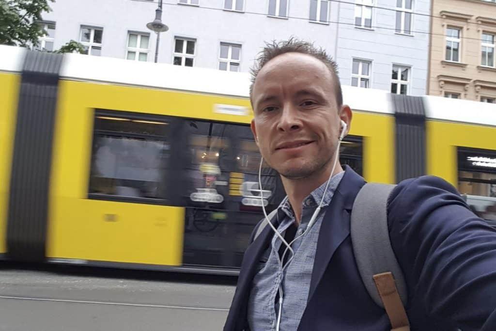 Björn Leffler Gastautor bei Passenger X
