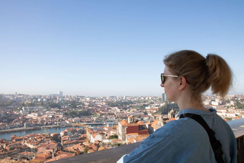 Sarah - Reisebuddie von PASSENGER X