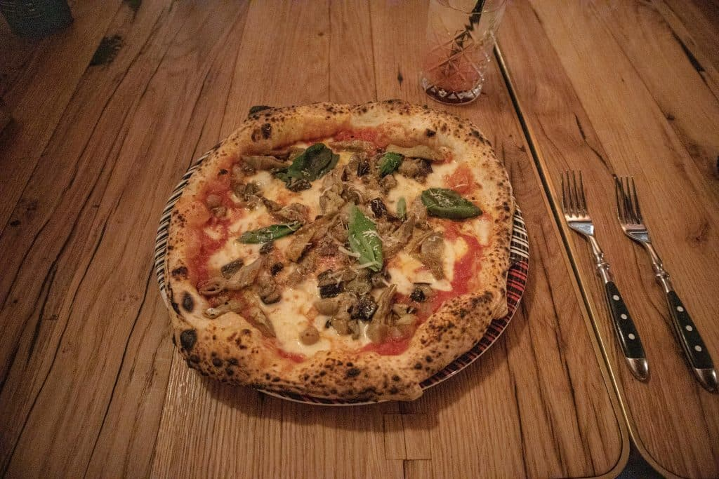 Die beste Pizza in Ljubljana