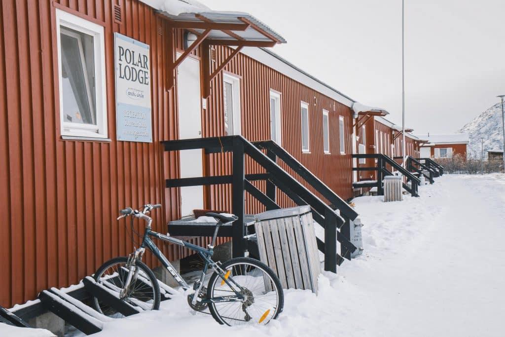 Grönland Reise im Winter - den besten Ort (Kangerlussuaq) verrät PASSENGER X - Polar Lodge