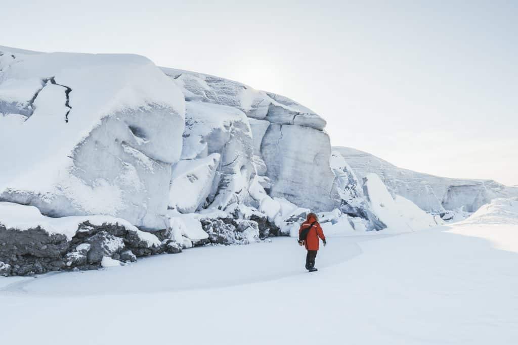 Gletscher Grönland Kangerlussuaq