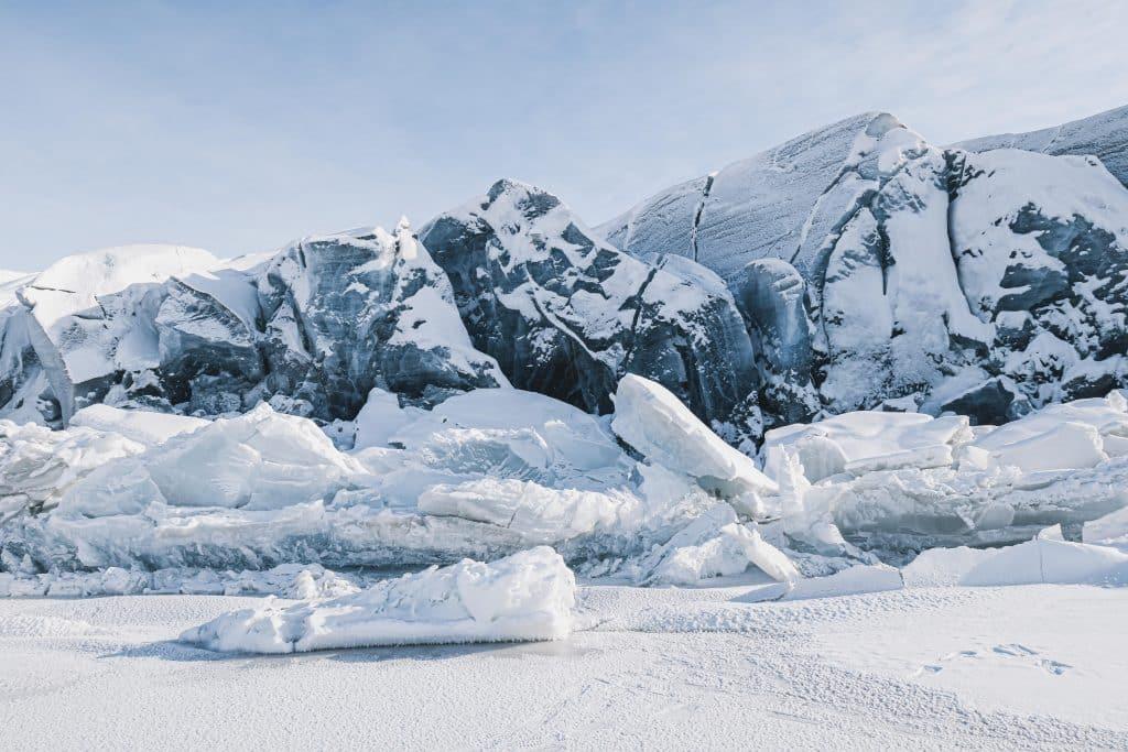 Secret Spot in Kangerlussuaq Grönland | PASSENGER X