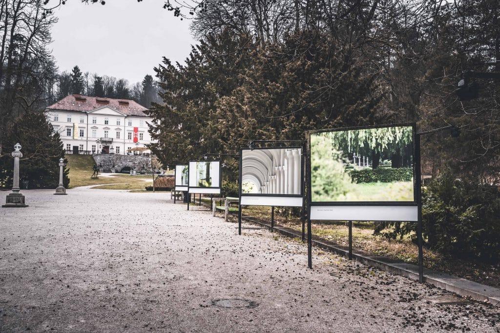 Ljubljana Geheimtipps von Reiseblog PASSENGER X für ein Ljubljana Urlaub - Tivoli Park