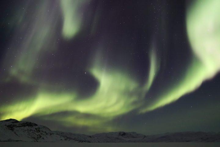 Wie in Kangerlussuaq mein Traum von Nordlichtern wahr wurde