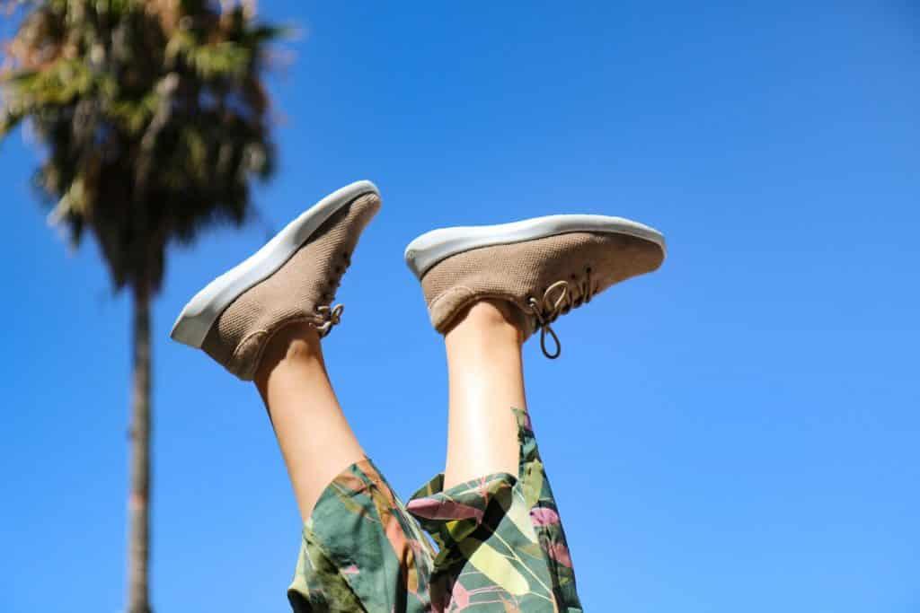 Reiseausrüstung die perfekten Sneaker fürs Reisen