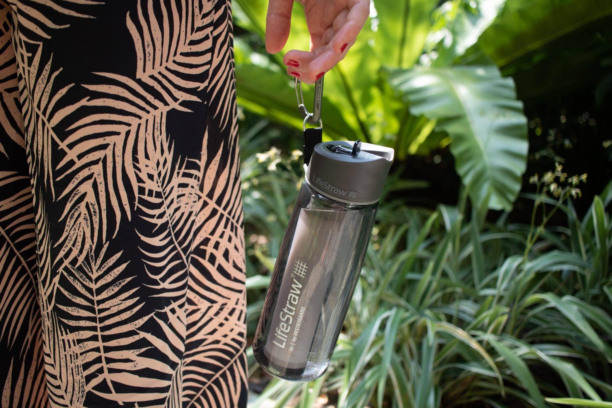 Reiseausrüstung Nachhaltiges Reisen - Trinkflasche