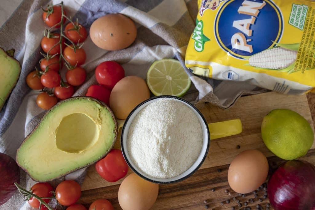 Arepas Rezept aus Venezuela und Kolumbien _ PASSENGER X