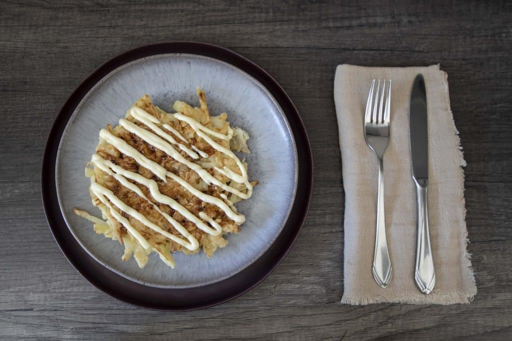 Rezept Okonomiyaki Osaka Style