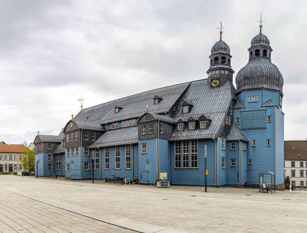 Sehenswürdigkeit Harz: Marktkirche zum Heiligen Geist