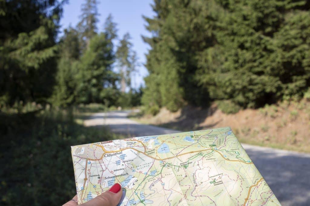 Harz Empfehlung: den Hexenstieg Wanderweg machen