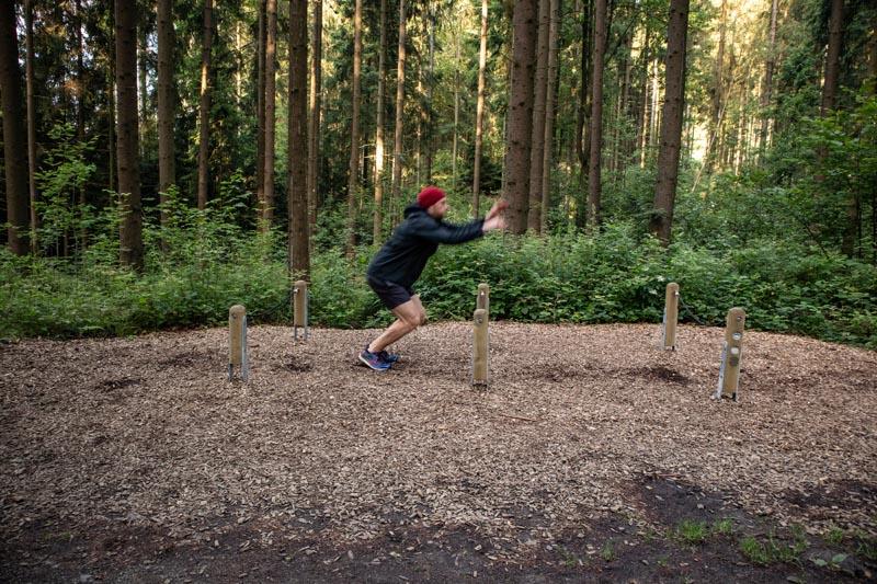 Fichtelgebirge Geheimtipp: Aktivurlaub im Fichtelgebirge mit Outdoor Fitness auf dem MAKfit Pfad in Marktredwitz_Foto PASSENGER X