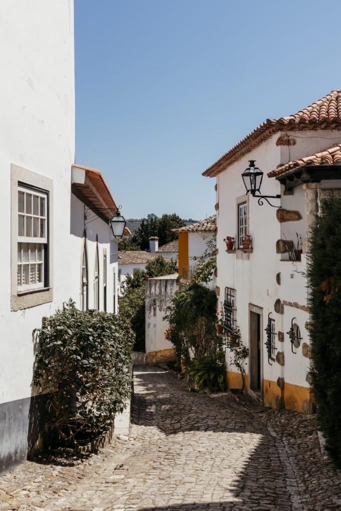 Wild Campen Portugal - Road Trip Route & Tipps für Obidos
