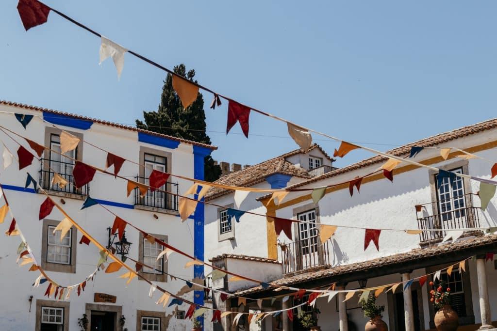 Wildcampen Portugal - Road Trip Route & Tipps für Obidos