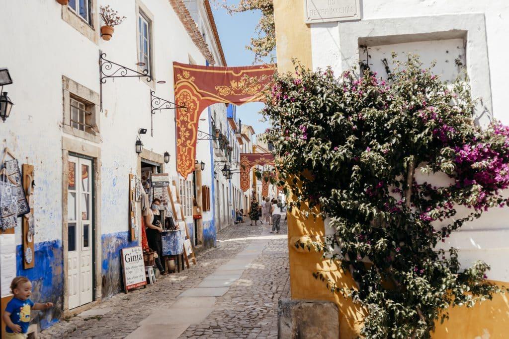 Wild Camping Portugal - Road Trip Route & Tipps für Obidos