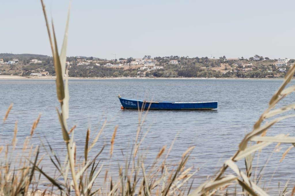 Wild Camping Portugal - Road Trip Route & Tipps für Obidos Lagune