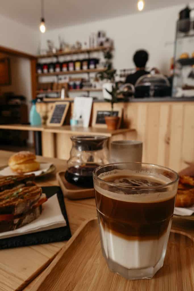 Porta do Café in Aveiro - sehr zu empfehlen
