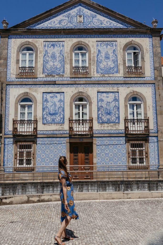 Ein Stopp auf unserem Portugal Road Trip: Aveiro
