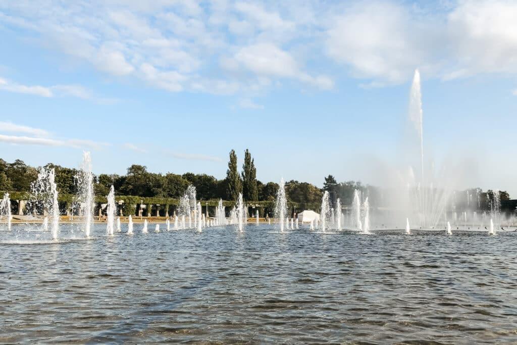Multimediabrunnen Breslau Tipps
