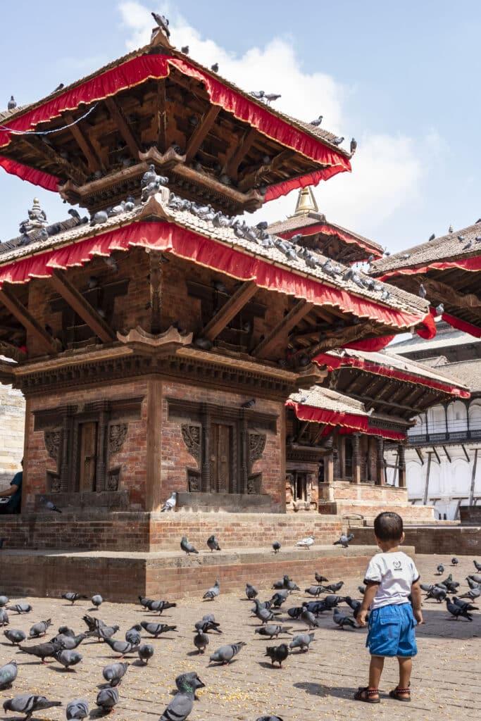 Königspalast KAthmandu Sehenswürdigkeiten