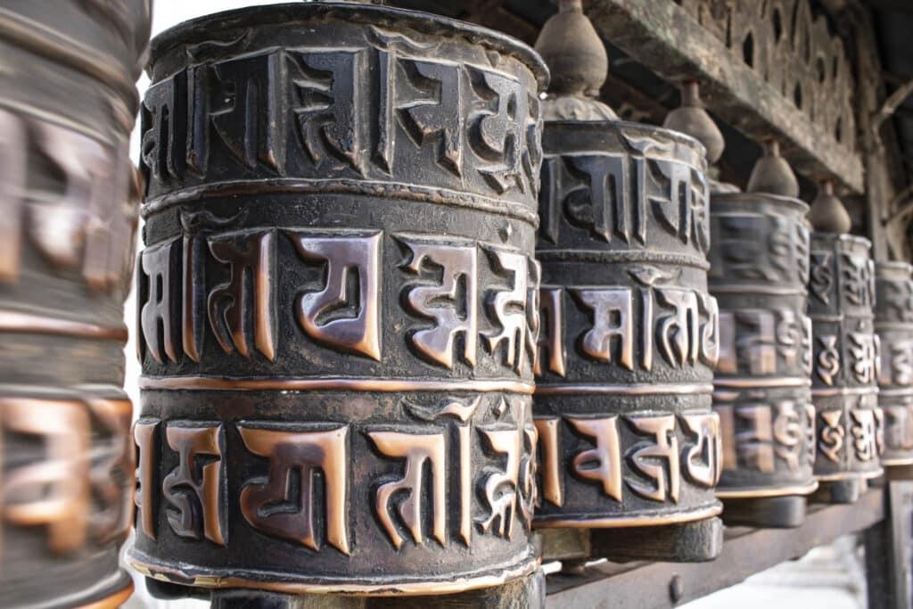 Monkey Temple Sehenswürdigkeiten Kathmandu Tipps für 2 Tage