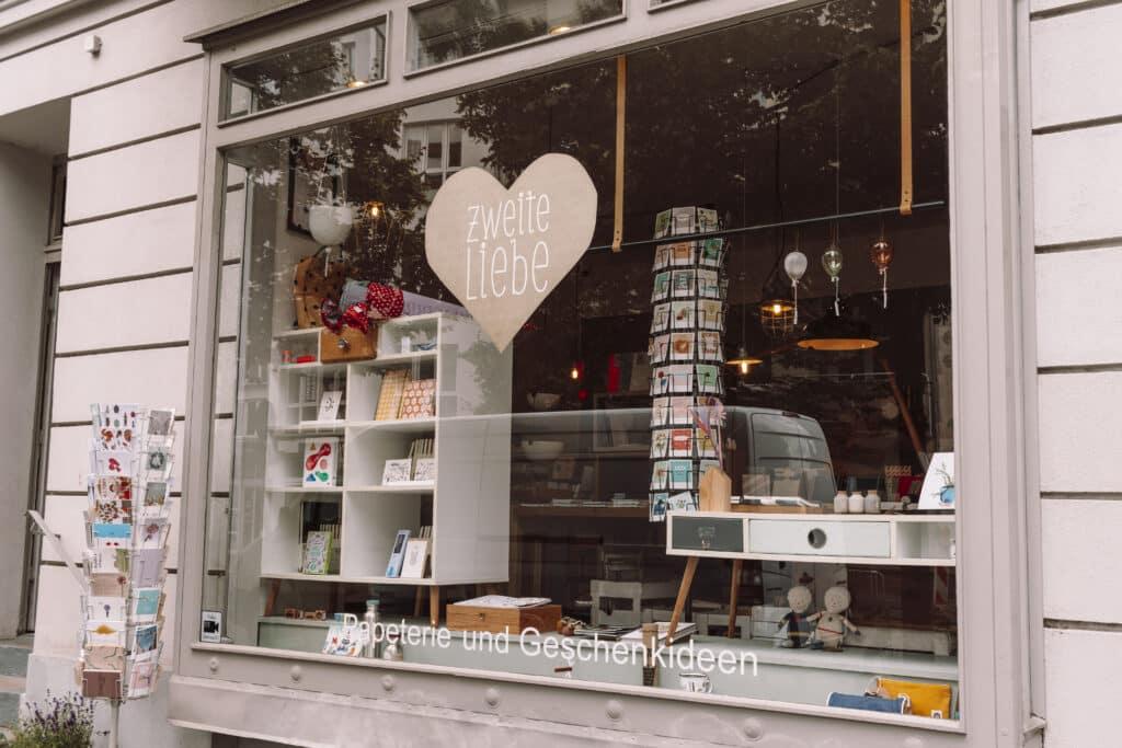 Berlin Insider Tipps Pankow Shopping bei Zweite Liebe_PASSENGER X