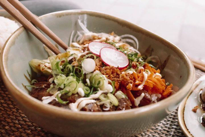 Neues ausprobieren im taiwanesischen Restaurant Cozymazu
