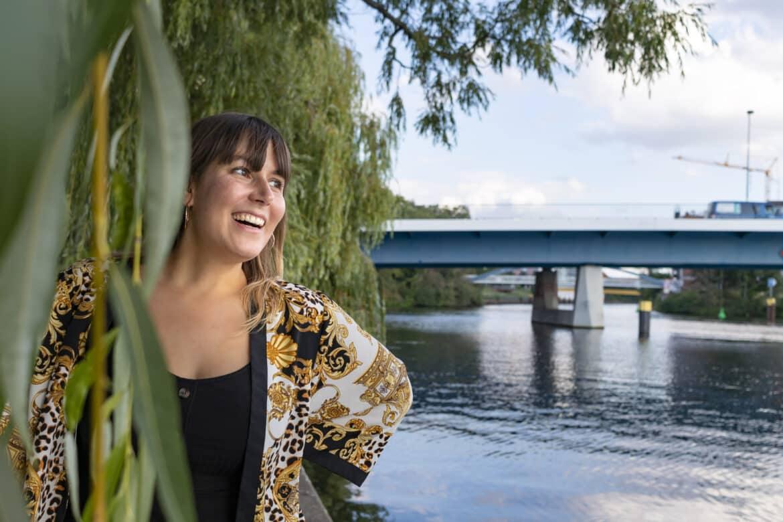 Berlin Insider Tipps Wedding von Theresa _ Uferpark am Nordhafen