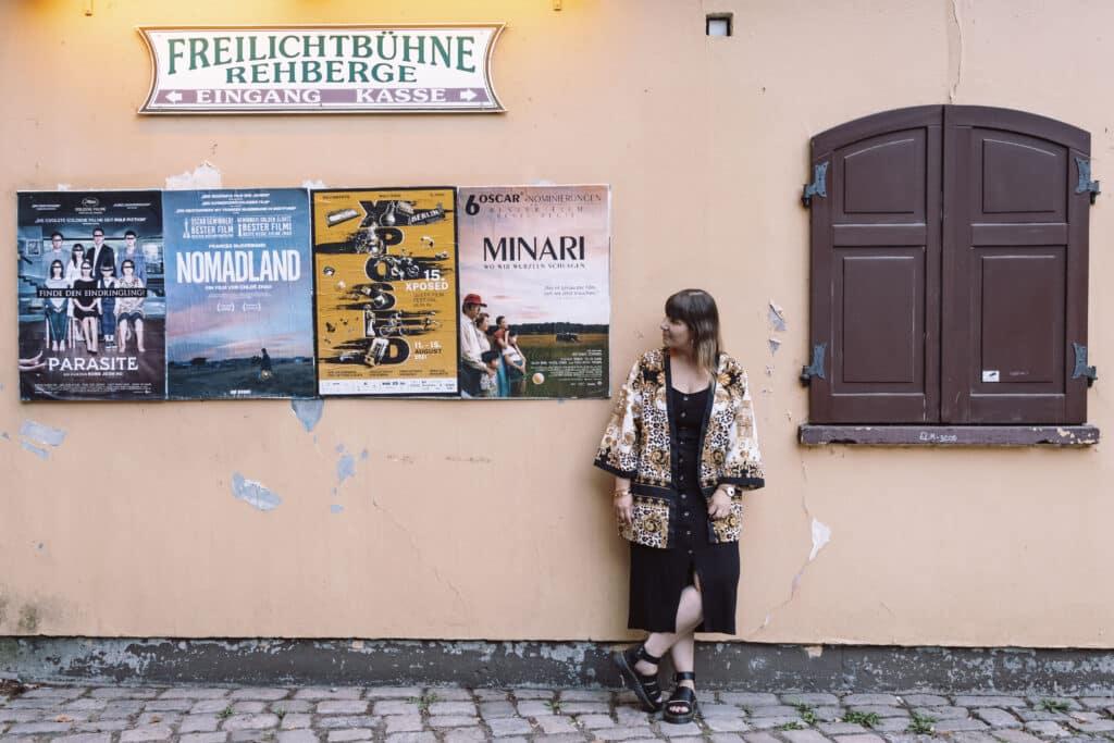 Berlin Insider Tipps Wedding von Theresa- Freiluftkino Rehberge
