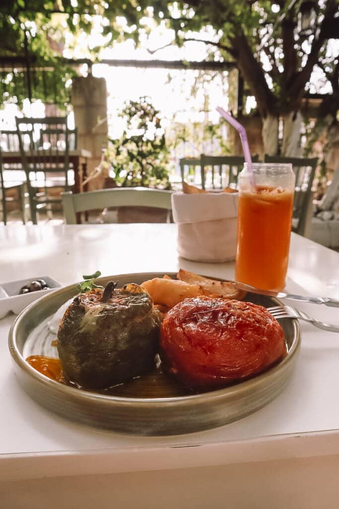 Rethymno Urlaub_Restaurants_Lemonokipes