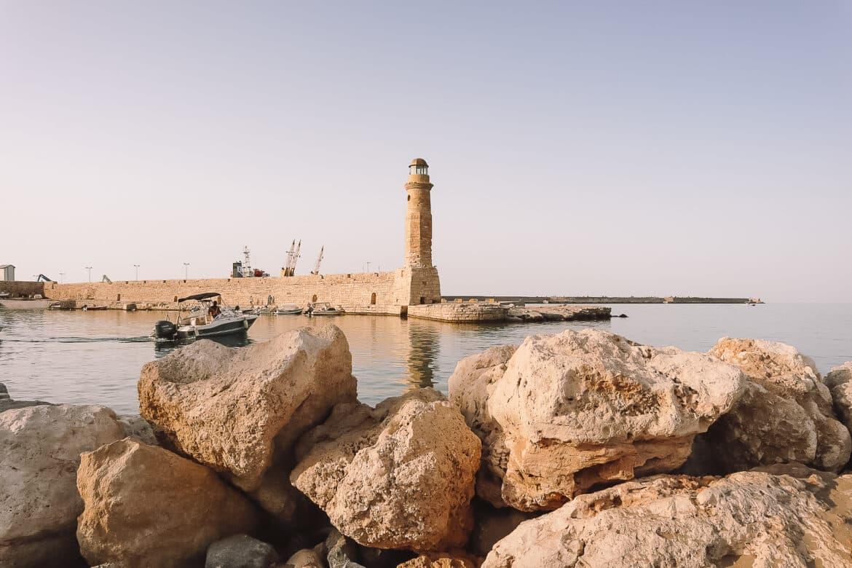 Rethymno Urlaub